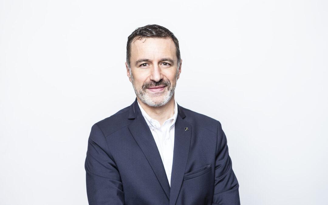 José Fernandez (D'Ieteren) lance l'édition 2022 de l'Agency of the Year